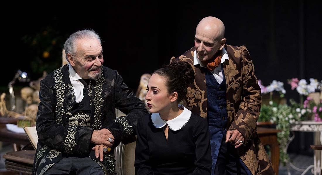 Jeunes acteurs à domicile - Critique sortie Théâtre DIJON THEATRE DIJON BOURGOGNE