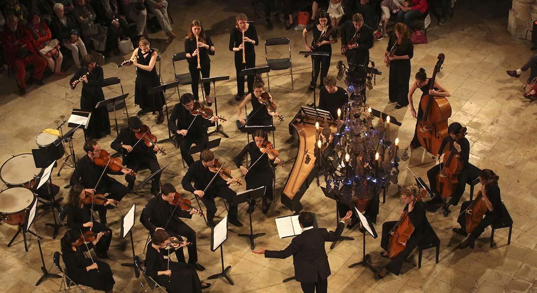 Festival baroque de Pontoise - Critique sortie Classique / Opéra Pontoise