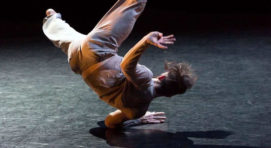 Finding now - Critique sortie Danse Saint-Ouen Espace 1789