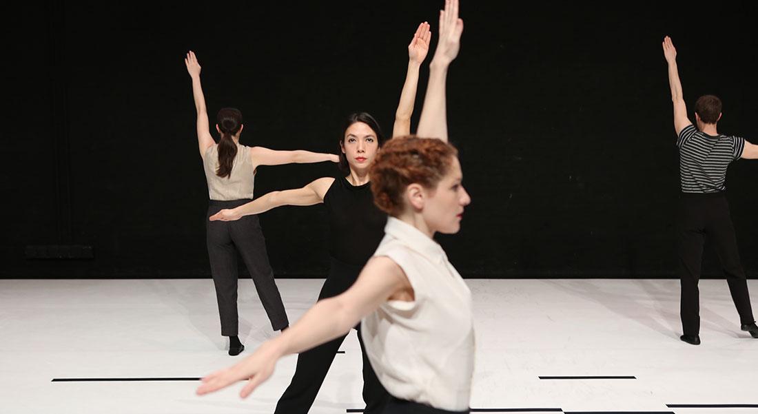Focus Santoro / Godard - Critique sortie Danse Paris Atelier de Paris