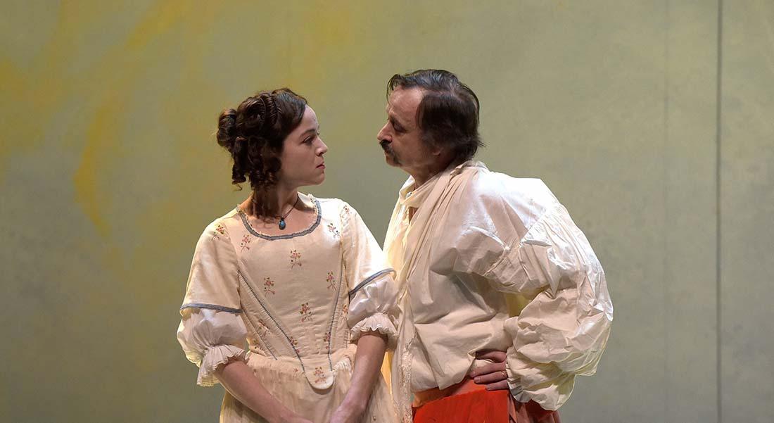 George Dandin ou le mari confondu - Critique sortie Théâtre Bobigny MC93