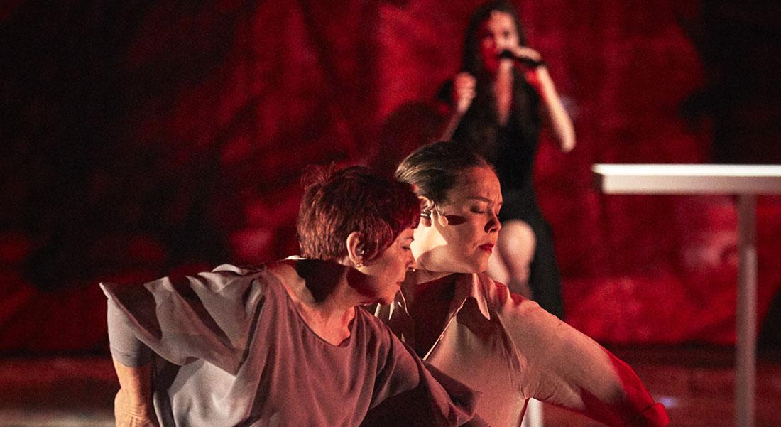Grito Pelao - Critique sortie Danse Nîmes Théâtre de Nîmes