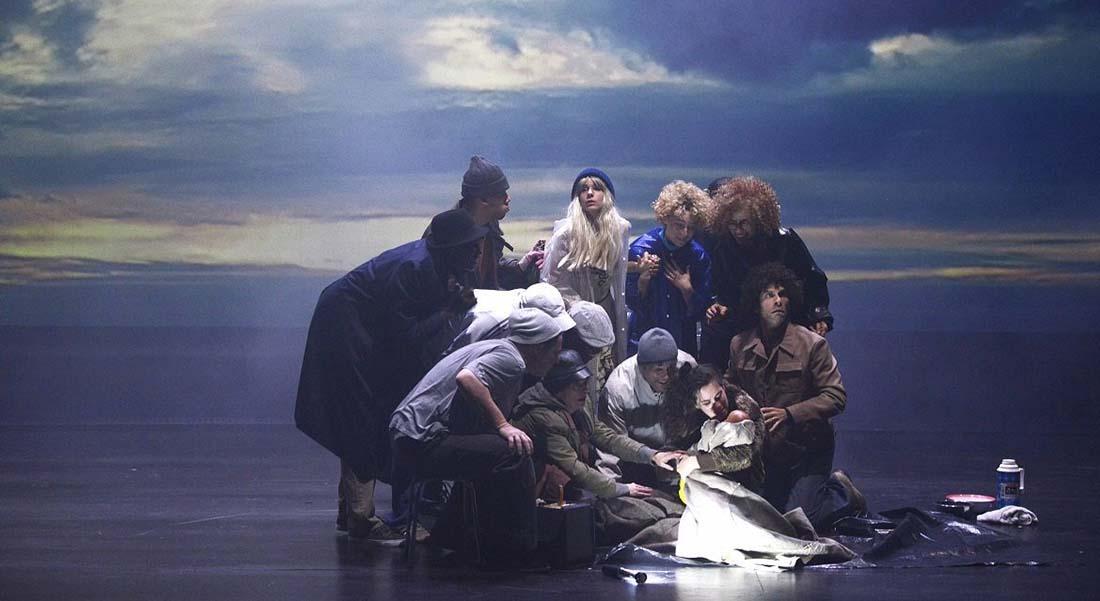 Et aussi… - Critique sortie Théâtre Toulon Chateauvallon Scène nationale