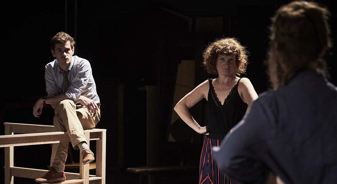 L'Heureux Stratagème - Critique sortie Théâtre 75006 Paris Théâtre du Vieux-Colombier