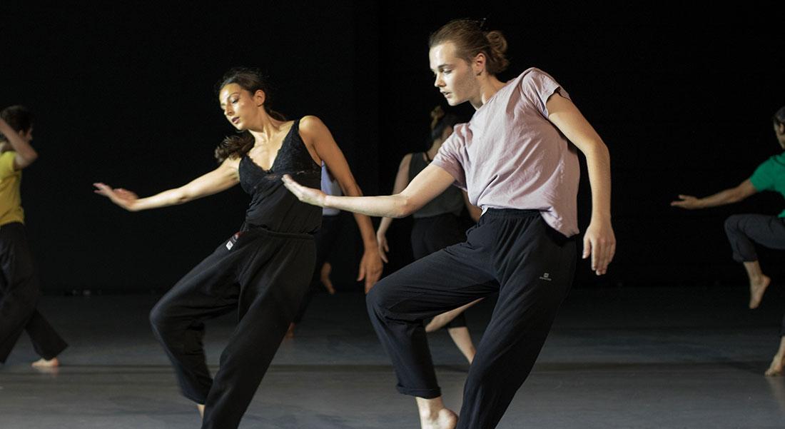 La Fabrique Anne Teresa De Keersmaeker - Critique sortie Danse Pantin Centre national de la danse
