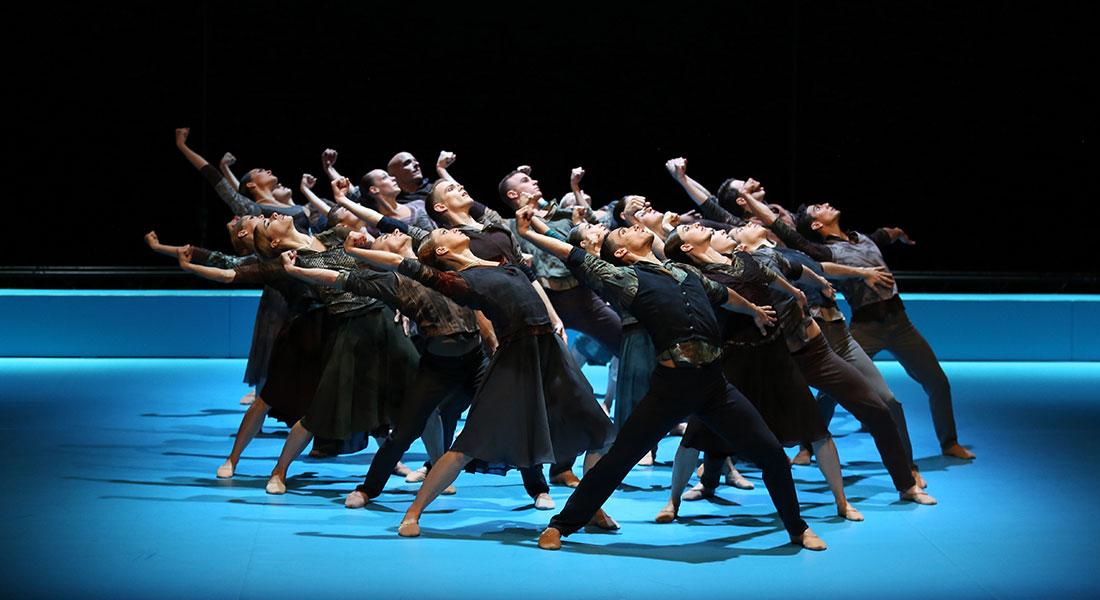 En tournée - Critique sortie Danse Biarritz Centre Chorégraphique national de Nouvelle-Aquitaine en Pyrénées-Atlantique