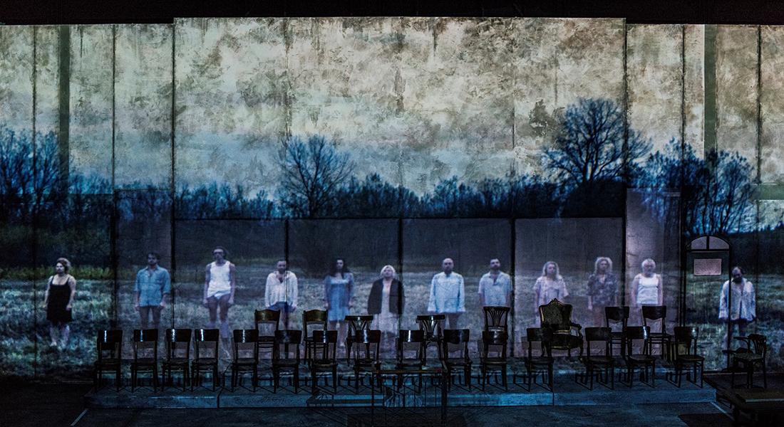 Procès - Critique sortie Théâtre Paris L'Odéon-Théâtre de l'Europe