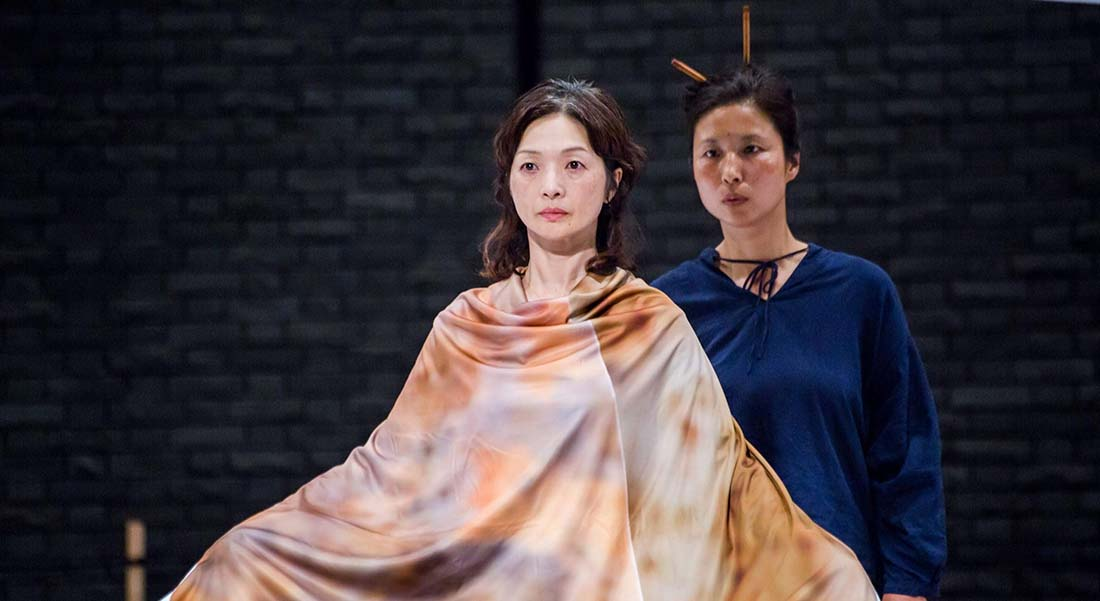Révélation. Red in Blue Trilogie - Critique sortie Théâtre Paris Théâtre de la Colline