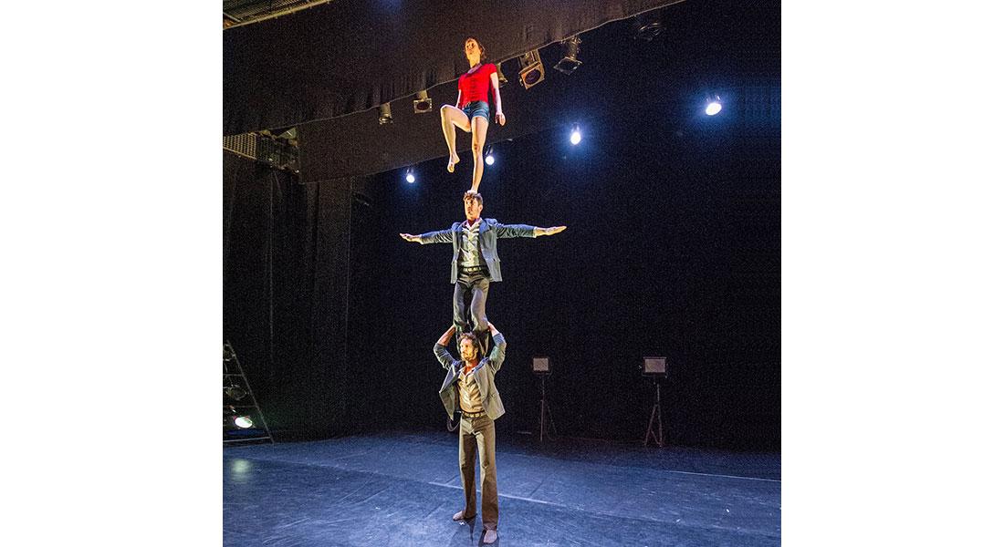 Une saison cirque - Critique sortie Cirque Marseille La Criée - Théâtre National de Marseille