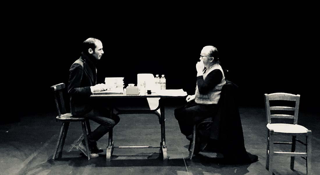 Un Instant - Critique sortie Théâtre Renens Suisse TKM - Théâtre Kléber-Méleau
