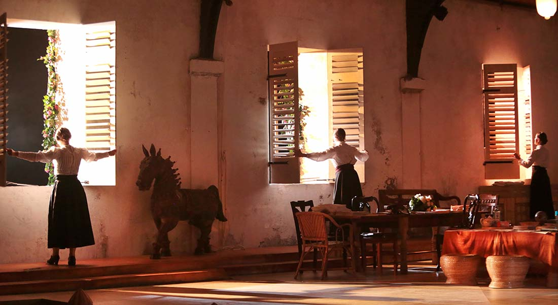 Une chambre en Inde - Critique sortie Théâtre Lausanne