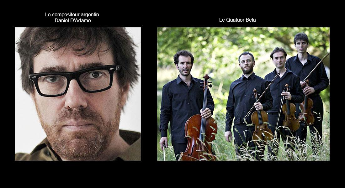 Quatuor Bela, créatifs associés - Critique sortie Classique / Opéra Coulommiers Théâtre de Coulommiers