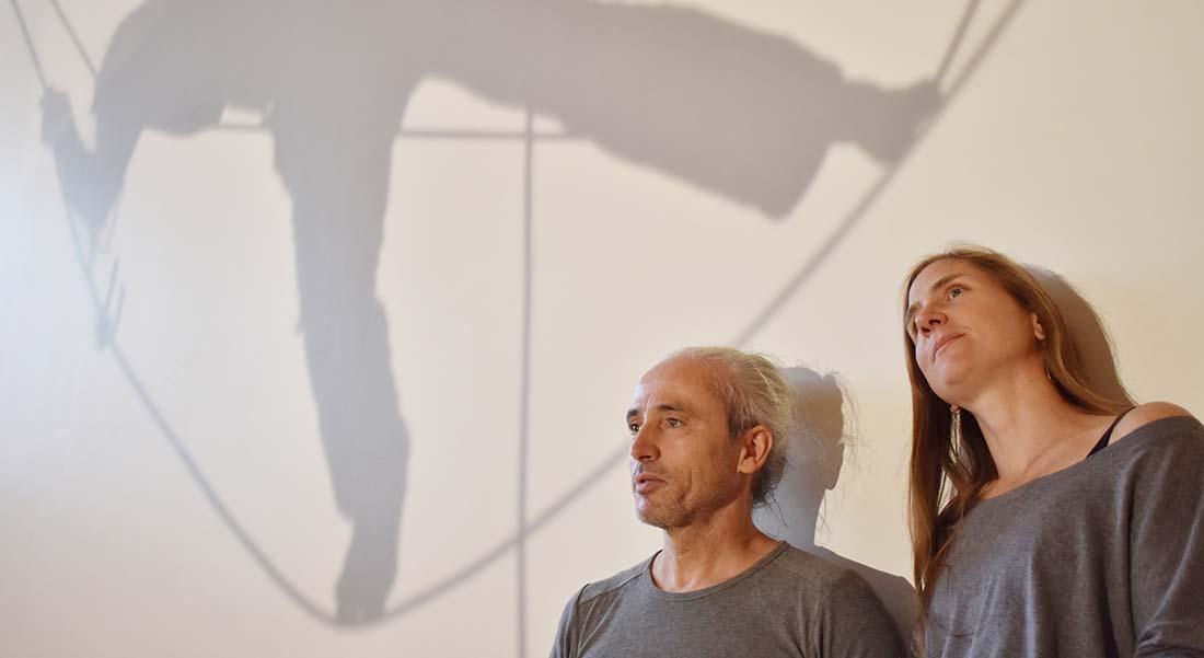 L'envol en partage - Critique sortie Danse Charenton-le-Pont Pôle de danse verticale