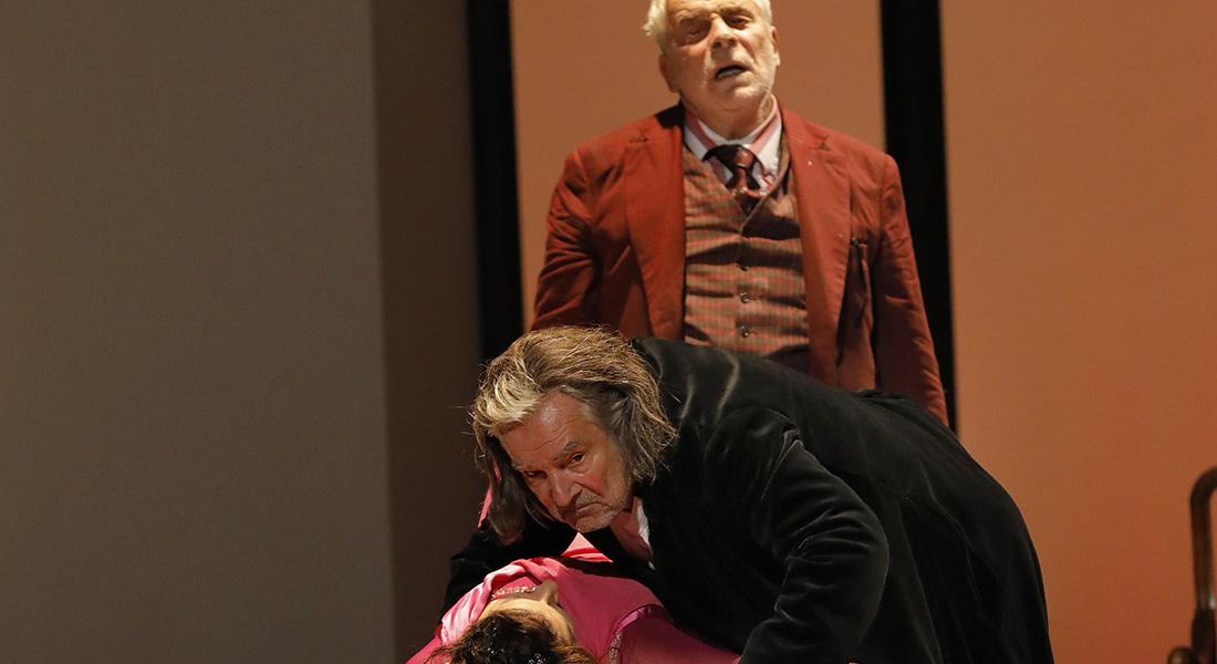 Le Tartuffe - Critique sortie Théâtre Paris Théâtre de la Porte Saint-Martin