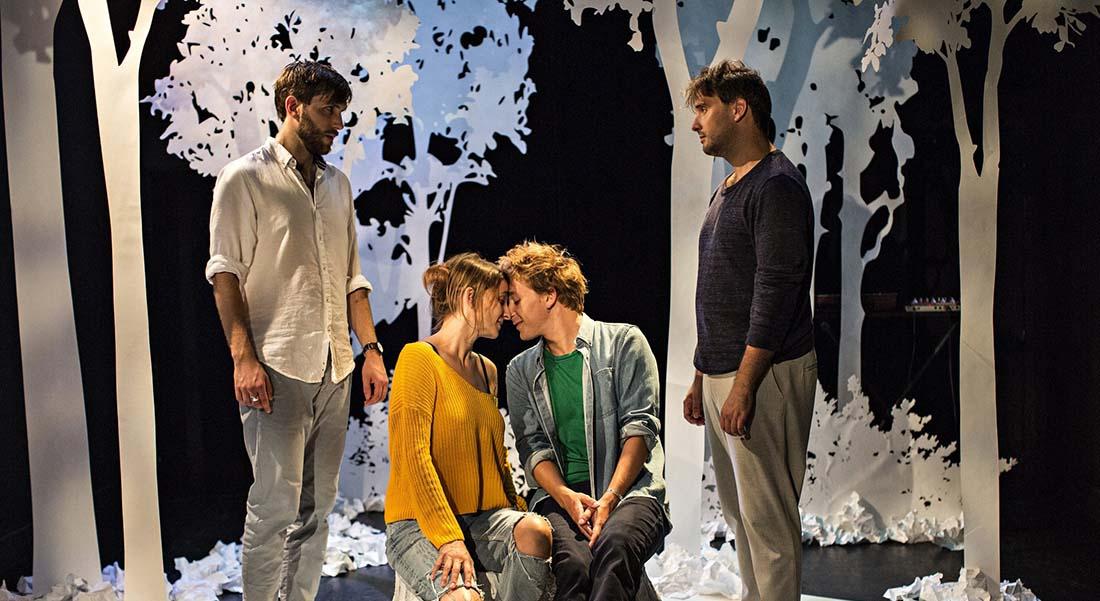 Tous les enfants veulent faire comme les grands - Critique sortie Théâtre Paris Théâtre Les Déchargeurs