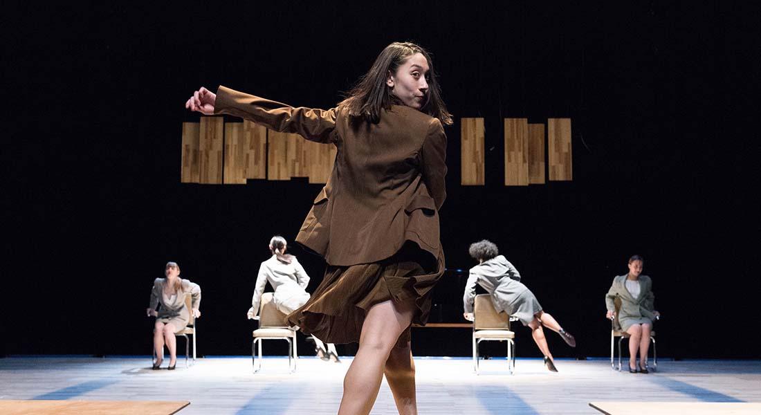 Achterland - Critique sortie Danse Créteil La Maison des Arts de Créteil