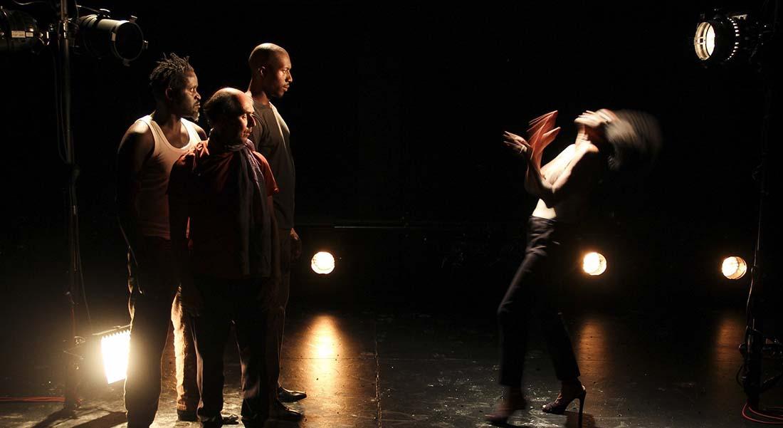 Au plus noir de la nuit - Critique sortie Théâtre Paris Théâtre de la Tempête