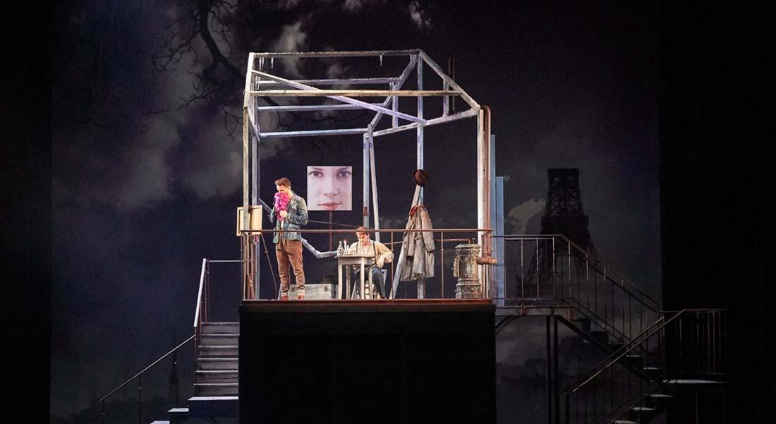 Bohème, notre jeunesse - Critique sortie Théâtre