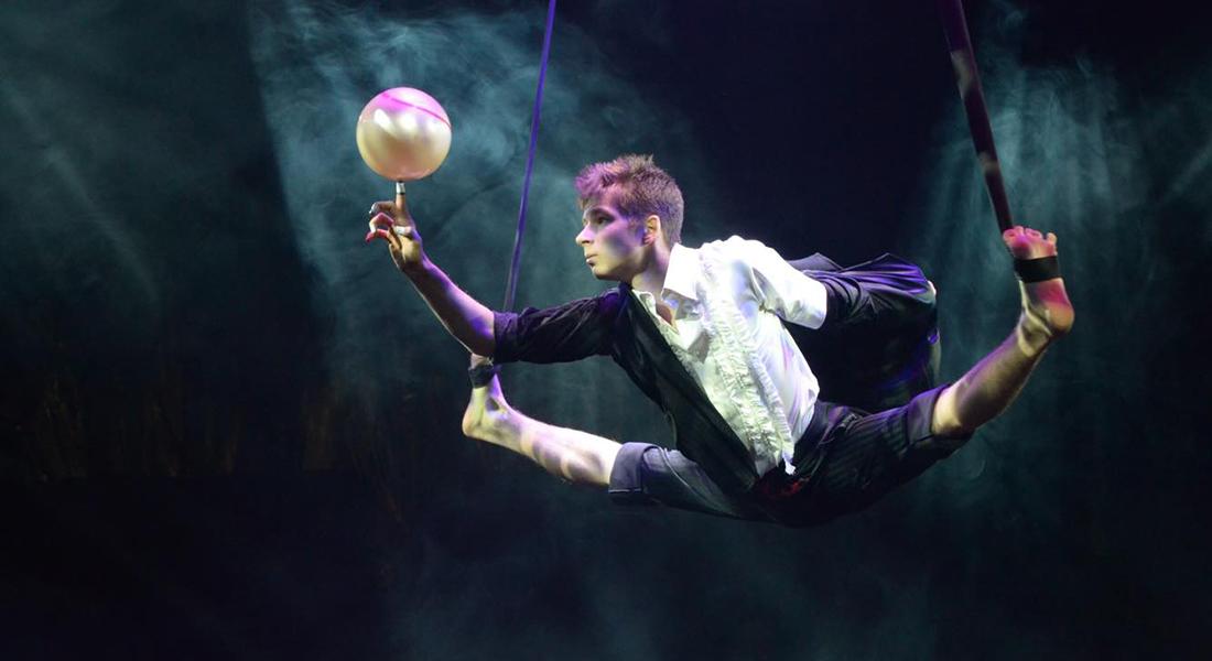 Festival Jours [et nuits] de cirque(s) 2018 - Critique sortie Cirque Aix-en-Provence CIAM-Centre International des Arts en Mouvement