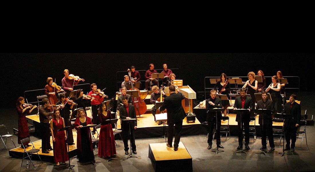 Cantates profanes - Critique sortie Classique / Opéra Sceaux Théâtre Les Gémeaux - Scène nationale de Sceaux