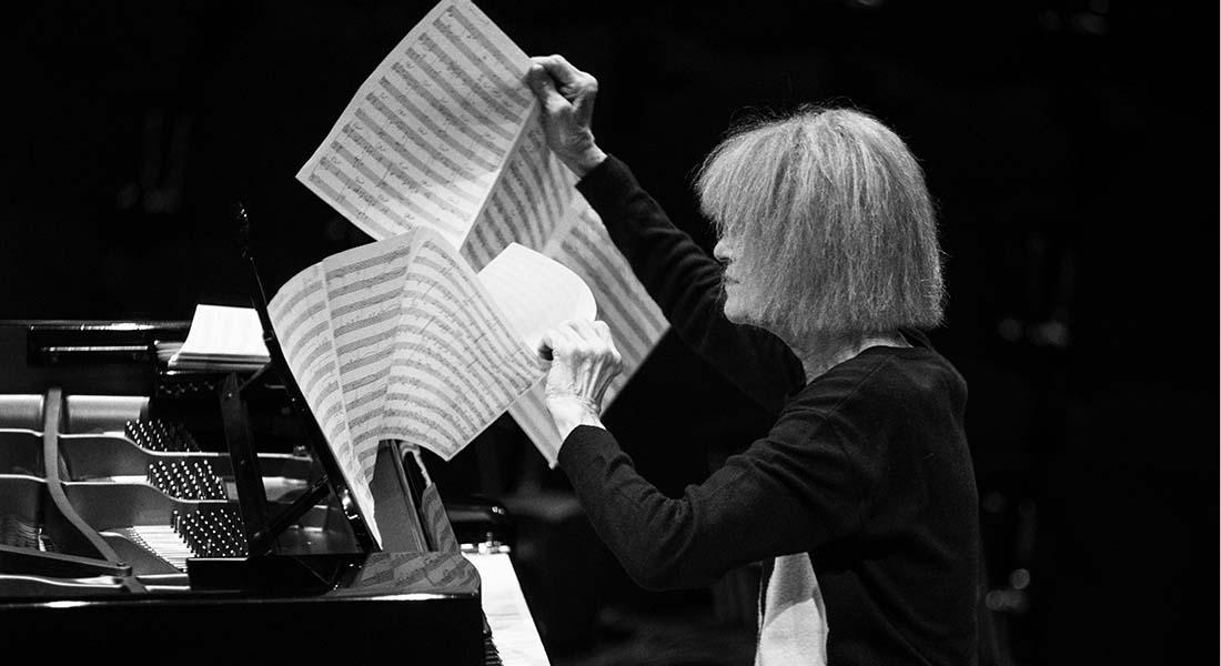 Carla Bley Trio - Critique sortie Jazz / Musiques Boulogne-Billancourt Auditorium de La Seine Musicale