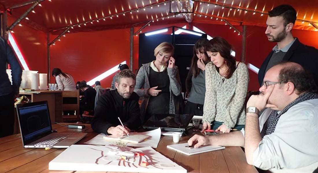 CIAMlabs - Critique sortie Cirque Aix-en-Provence CIAM-Centre International des Arts en Mouvement