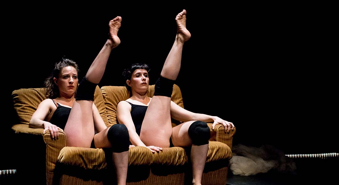 Circa - Critique sortie Cirque Auch Circa - Pôle National Cirque