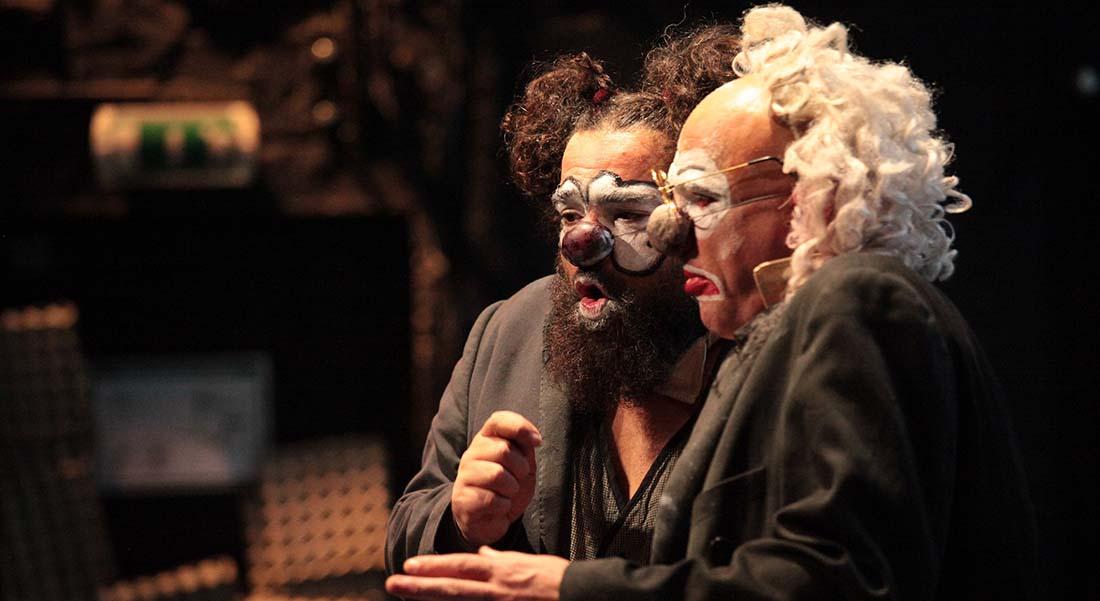 Des cirques indisciplinés - Critique sortie Cirque Arles Théâtre d'Arles - scène conventionnée d'intérêt national - art et création - nouvelles écritures