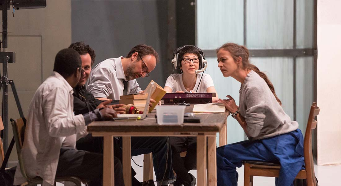 De la démocratie - Critique sortie Théâtre Malakoff Théâtre 71 – Scène nationale de Malakoff