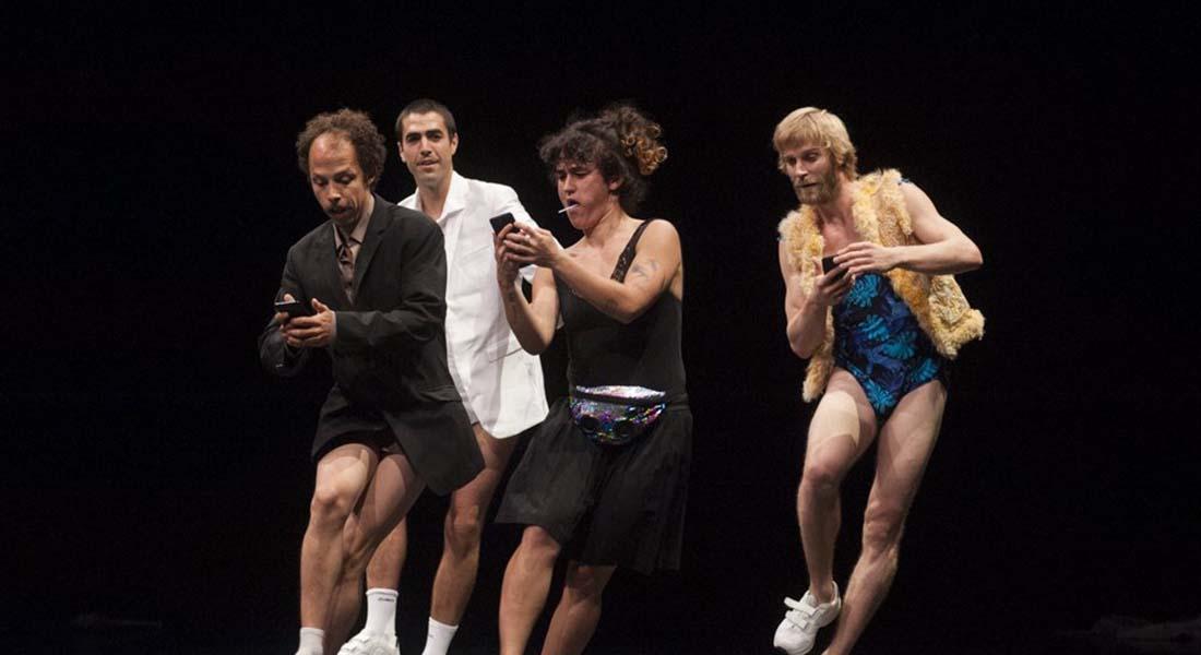 Deixe-me - Critique sortie Cirque Auch Festival Circa