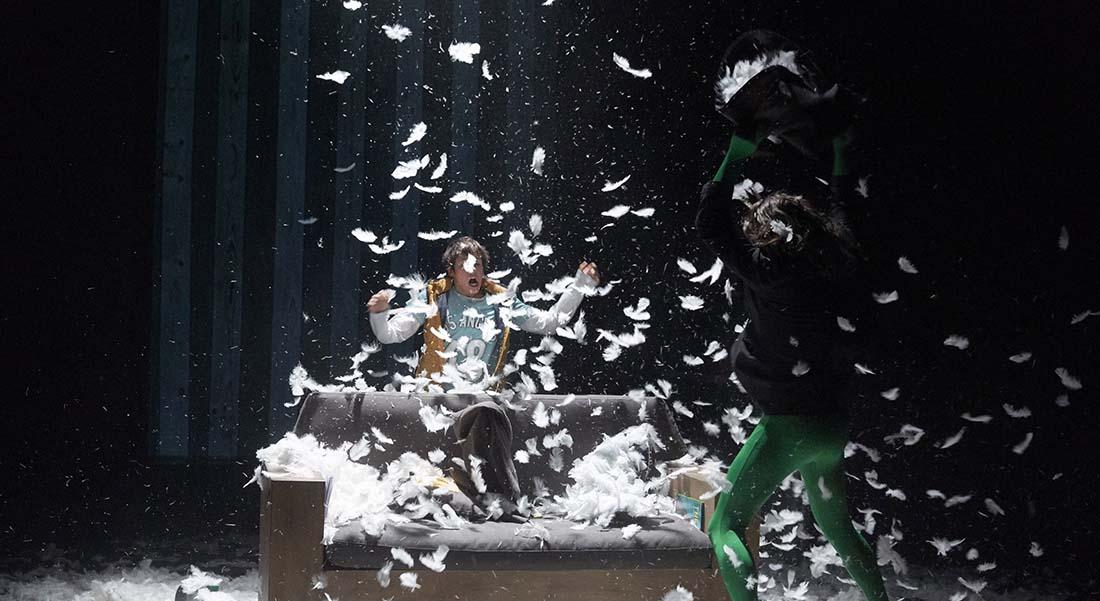 Dormir 100 ans - Critique sortie Théâtre