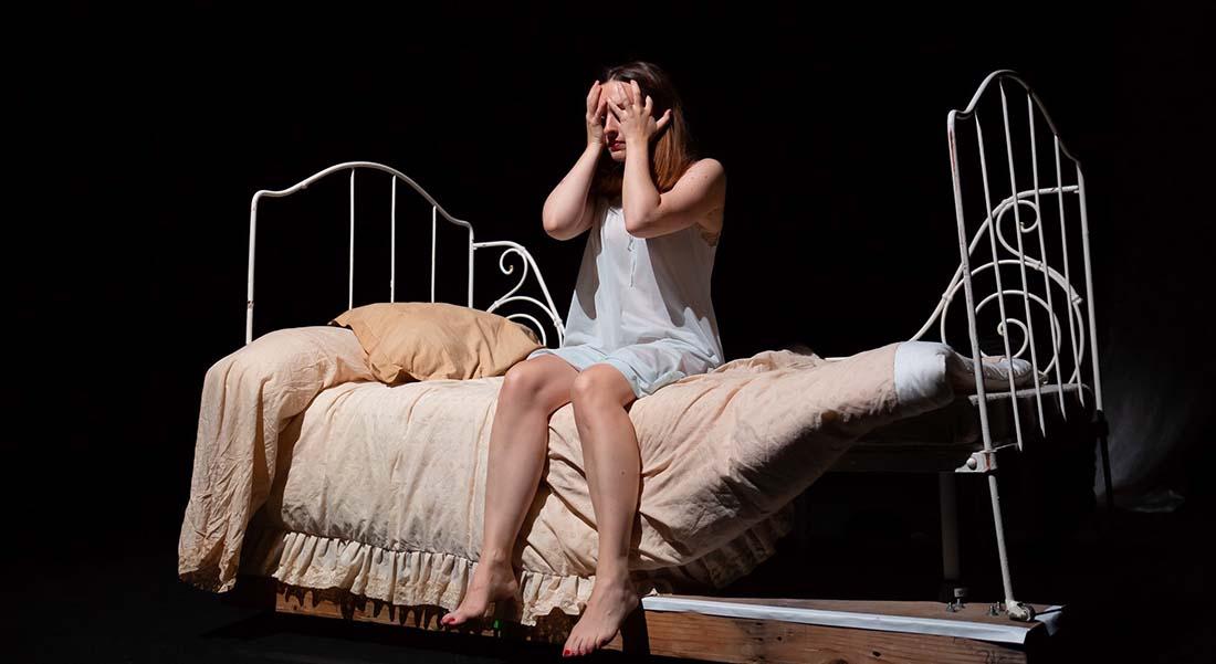 Du sang sur mes lèvres - Critique sortie Théâtre Nogent-sur-Marne La Scène Watteau - Scène conventionnée de Nogent-sur-Marne