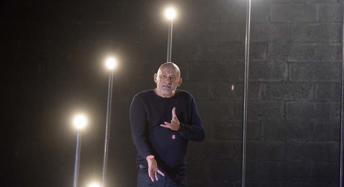 Galilée le mécano - Critique sortie Théâtre Paris La Reine Blanche