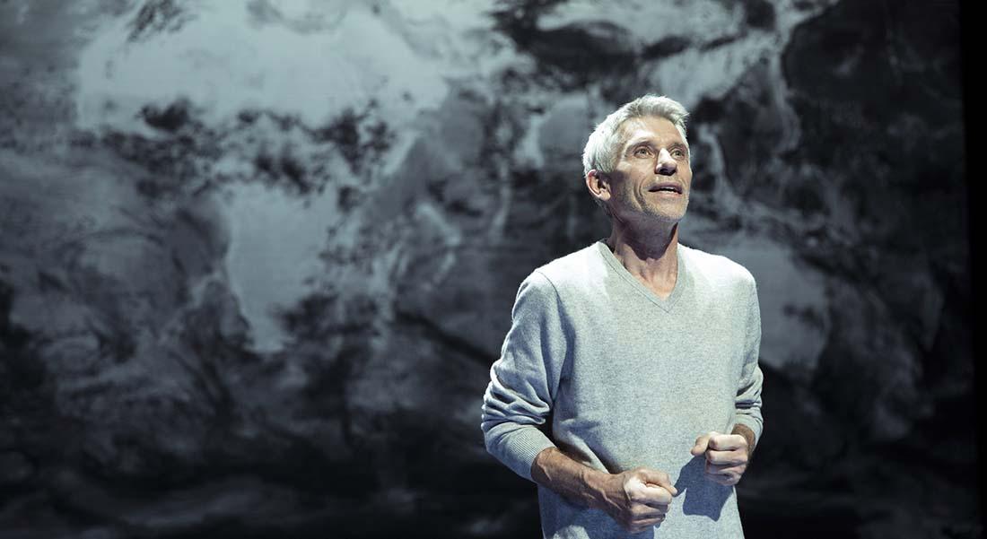 Je parle à un homme qui ne tient pas en place - Critique sortie Théâtre Paris Théâtre du Rond Point