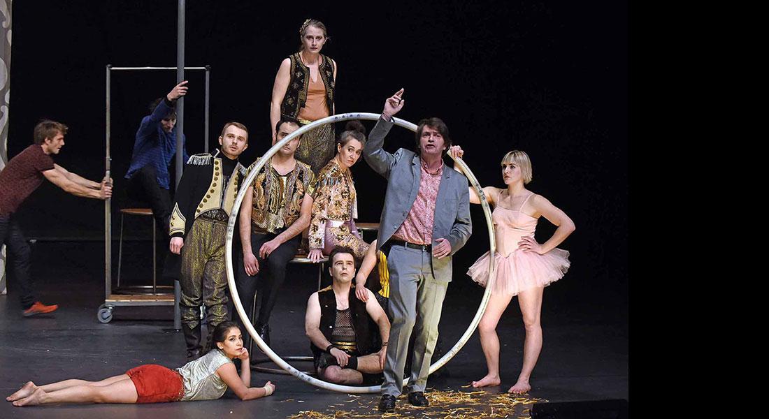Kafka dans les villes - Critique sortie Cirque Reims Le Manège de Reims - Scène Nationale