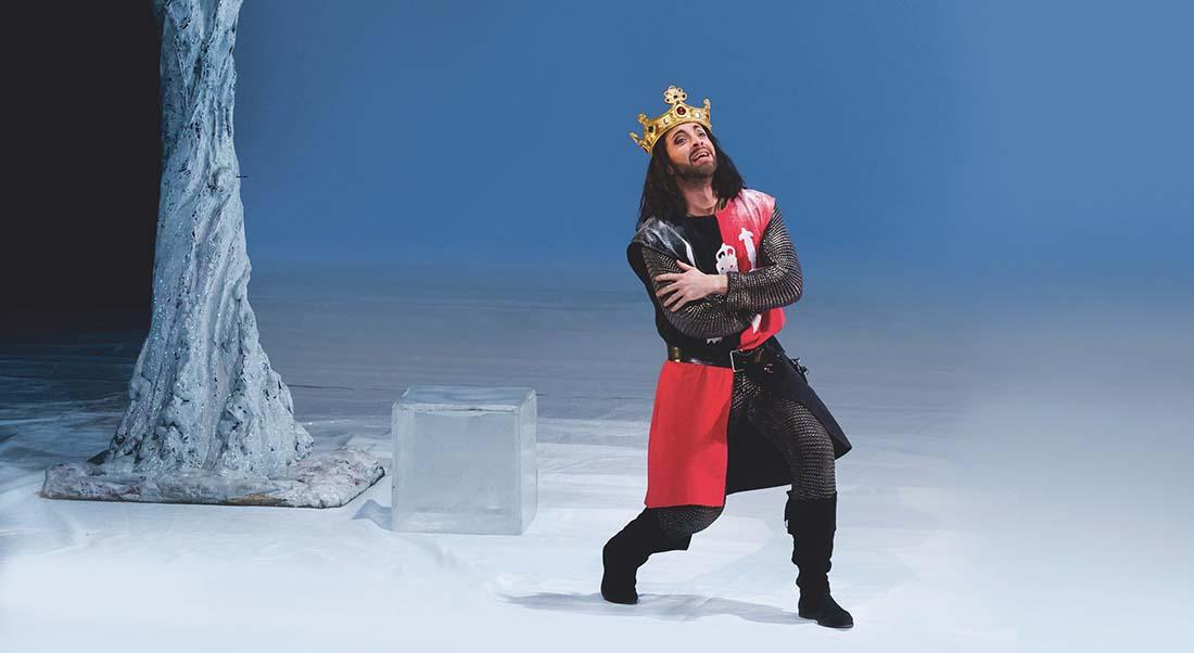 KING ARTHUR - Critique sortie Classique / Opéra Versailles Opéra Royal du Château de Versailles