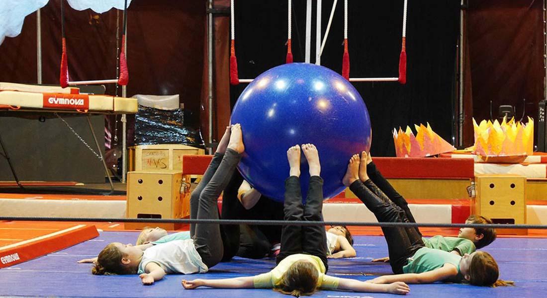 L'école - Critique sortie Cirque Aix-en-Provence CIAM-Centre International des Arts en Mouvement