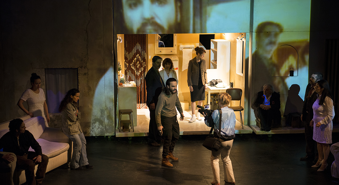 L'Envol des cigognes - Critique sortie Théâtre Paris Théâtre du Soleil