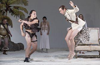 La Nuit des rois ou Tout ce que vous voulez - Critique sortie Théâtre Paris Comédie-Française