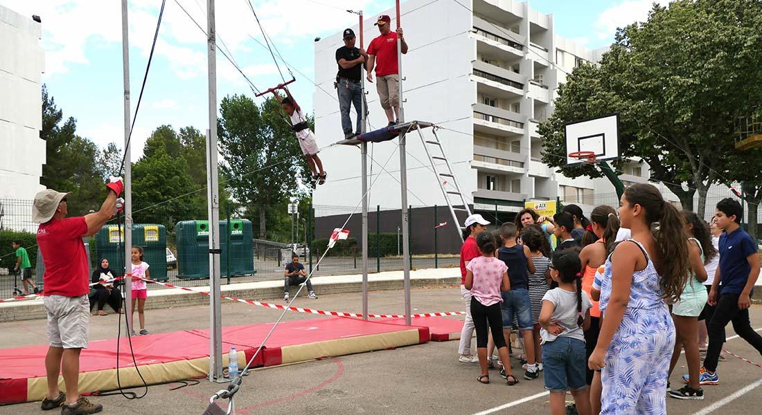 Le cirque pour tous - Critique sortie Cirque Aix-en-Provence CIAM-Centre International des Arts en Mouvement