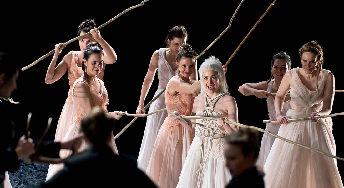 TROIS NOUVELLES LECTURES POUR TROIS GRANDES PAGES DU REPERTOIRE - Critique sortie Classique / Opéra Caen Théâtre de Caen.