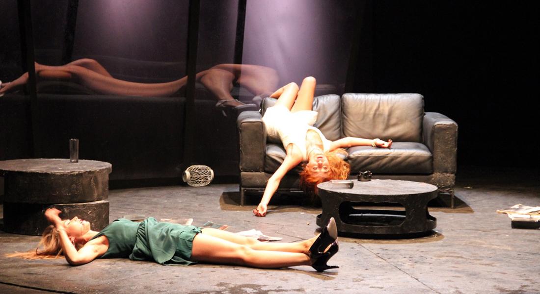Les Enivrés - Critique sortie Théâtre Paris Théâtre de la Tempête