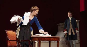 La Locandiera - Critique sortie Théâtre Paris Comédie-Française Salle Richelieu