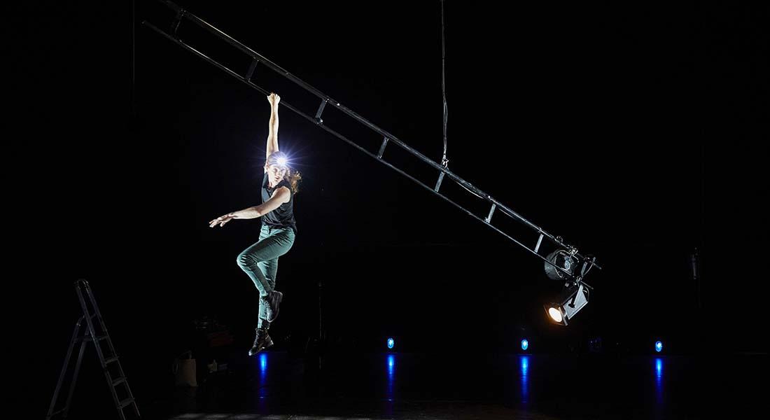 Noir M1 - Critique sortie Cirque Annecy Bonlieu - scène nationale