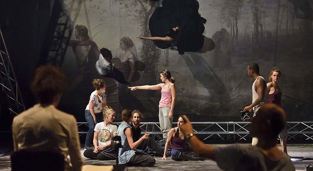 Orphée et Eurydice - Critique sortie Classique / Opéra Paris Opéra Comique