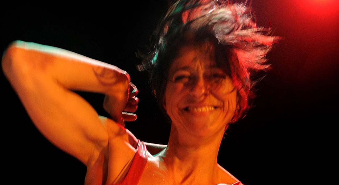 Performing Bal Disco - Critique sortie Danse Noisy-le-Sec Théâtre des Bergeries