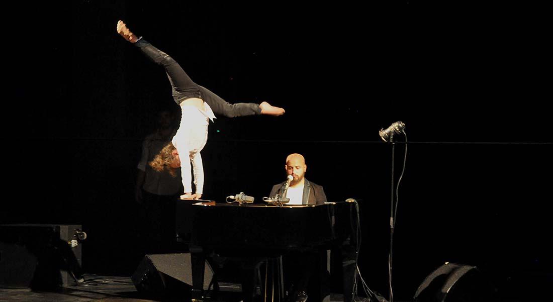 Piano sur le fil - Critique sortie Théâtre Vélizy-Villacoublay L'Onde - Théâtre Centre d'art
