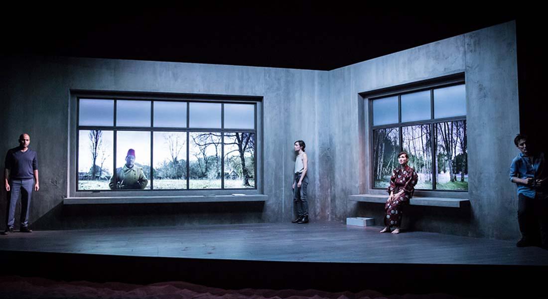 Points de non-retour [Thiaroye] - Critique sortie Théâtre Paris La Colline - Théâtre national