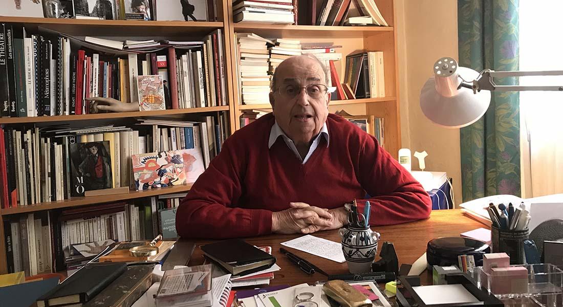 Robert Abirached : «Repenser les rapports entre culture et politique». - Critique sortie Théâtre Paris