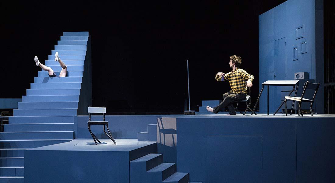 Scala - Critique sortie Théâtre Vélizy-Villacoublay L'Onde - Théâtre Centre d'art